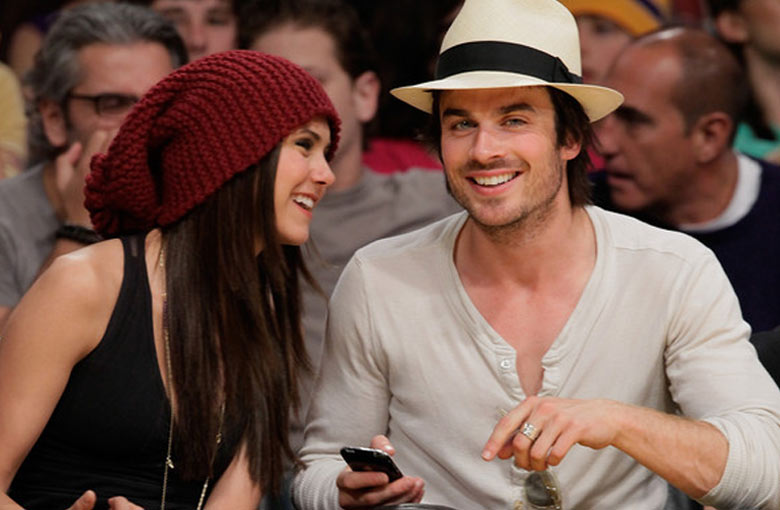 how long has nina dobrev and ian somerhalder been dating Drake nina dobrev dating – fans of the vampire diaries (tvd) have been in limbo recently as controversies involving the two main casts, nina dobrev and ian somerhalder, are abounding.