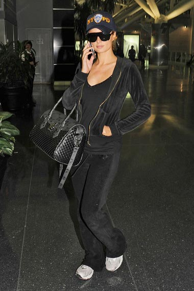 Paris Hilton NYC Lover