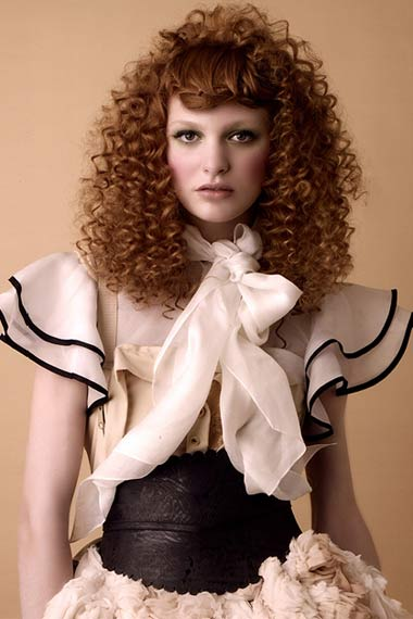 Perm Hairstyle: Checkout Sexy Perm Hairstyle For Yourself..