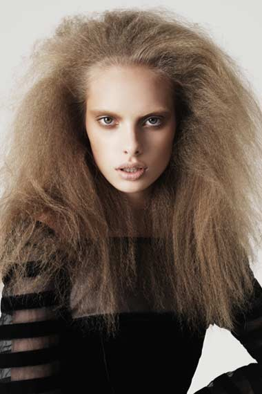 Acid Perm Hairstyles