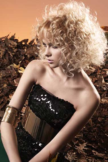 Perm Hairstyles 2012