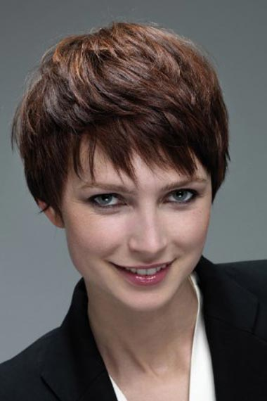 Pixie cut for 2012