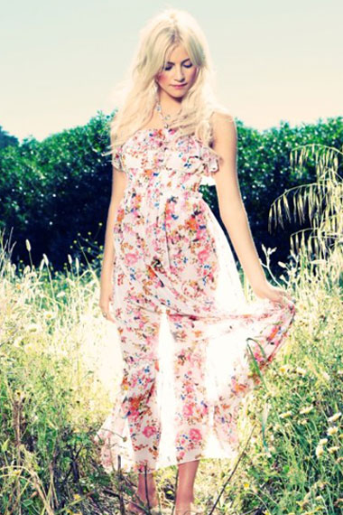 Pixie Lott For Lipsy Summer 2012 Collection