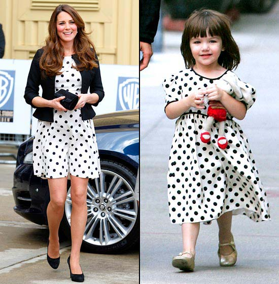 polka dot princesses