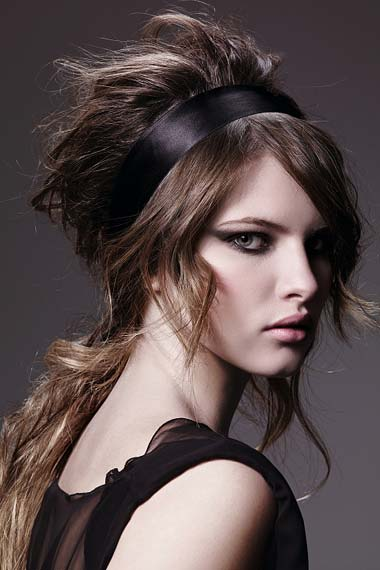 Modern summer 2012 ponytail hairstyles