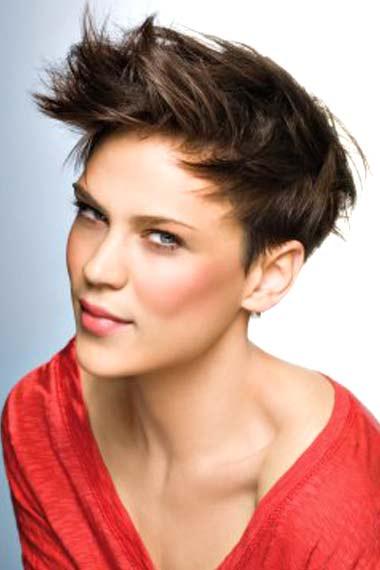 Super Short Hairstyles