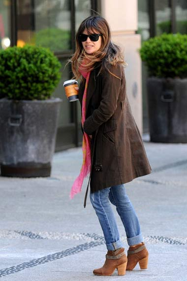 Rachel Bilson – New York City Chic