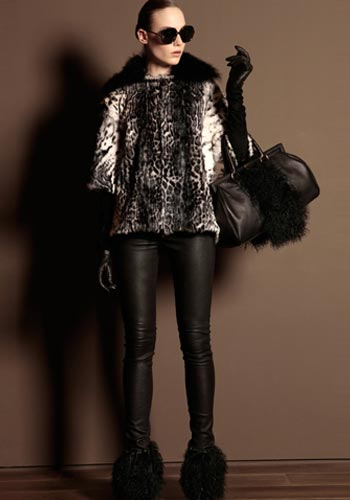Trussardi 1911 – Ready to Wear Collection Fall 2012