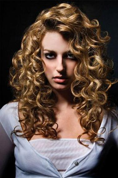 Ringlet Hairstyle Ideas