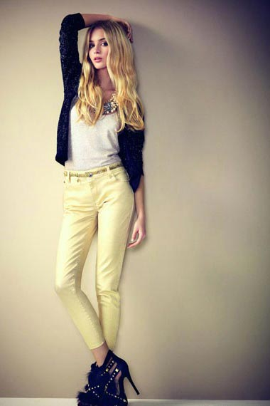 Pants River Island Christmas Fashion 2011
