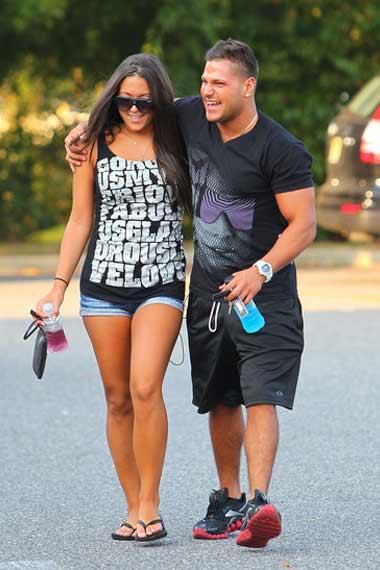 Jersey Shore Ex Lovers Sammi