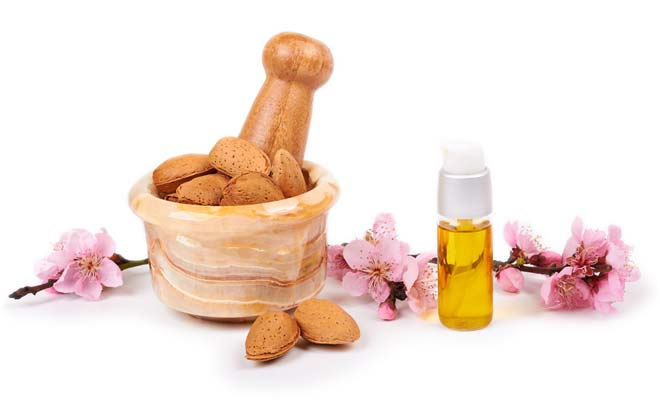 Rose Oil or Almond Oil