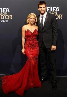 Shakira And Boyfriend Expecting First Child