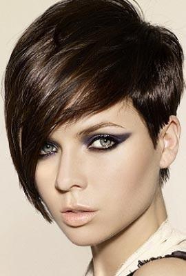 Dazzling Short Hair Styles