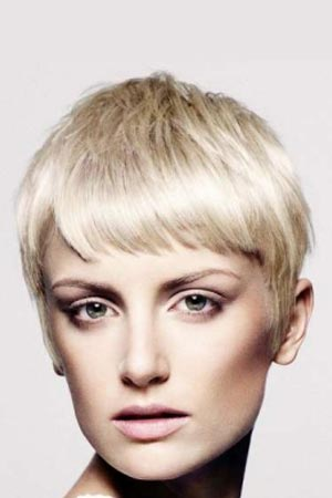 Short Haircut Trends in Winter 2011