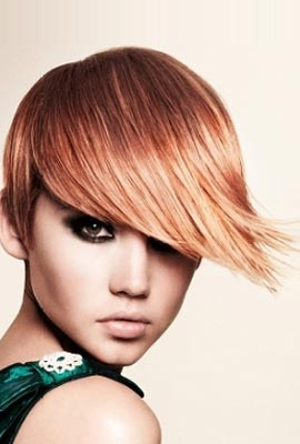 Dazzling Short Hair Styles 2011