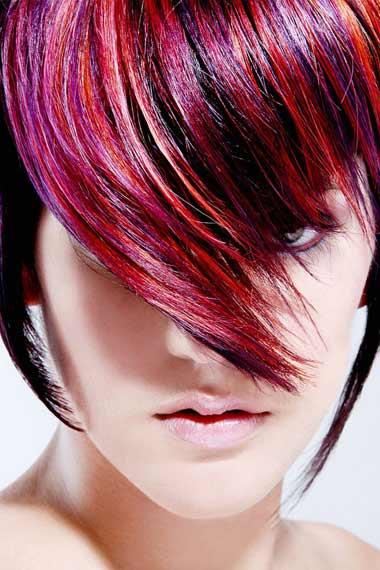 Short Layered HairColor Ideas