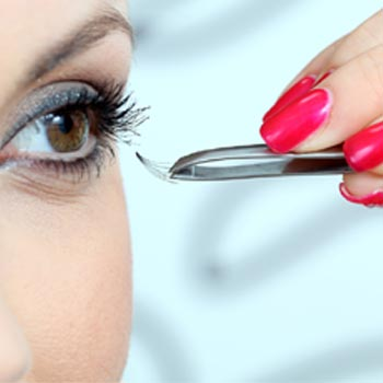 Side Effects of Eyelash Extensions