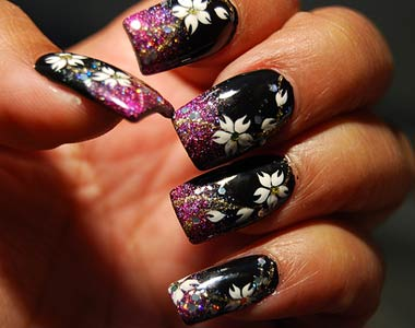 even though you can create quirky nail designs at home the more complex designs may be - Nail Design Ideas 2012