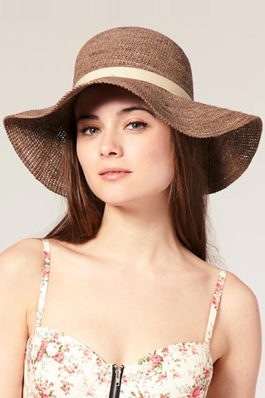 Stylish Hats For Summer 2012