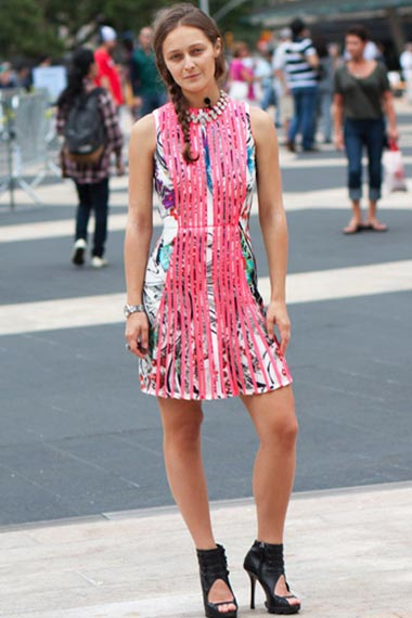 The best street chic styles