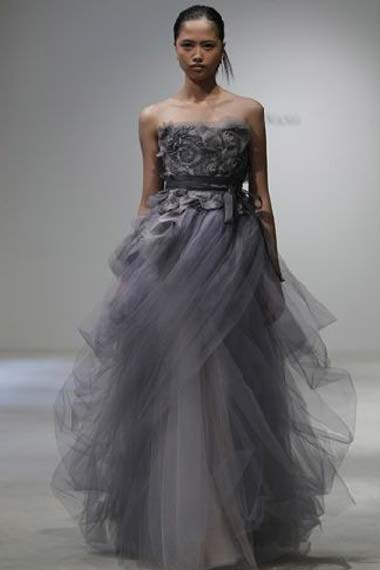 Vera Wang Spring Summer 2012 Bridal Dresses