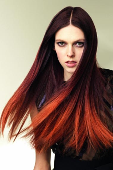 Get Adventurous With Vibrant Hair Color Effects