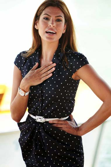 Eva Mendes s watches