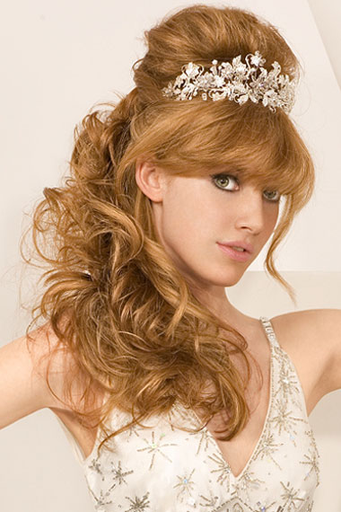 Wedding Hairstyles in 2012