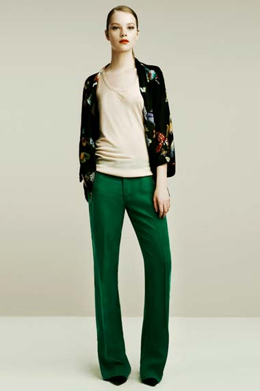 Zara International April 2012 Collections