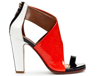 Zara Shoes Collection For Spring/Summer 2012: Stylish Comfort