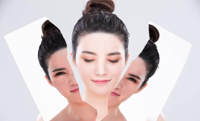 Japanese Skin Whitening