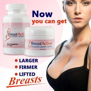 breast actives breast size