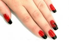 Trendy French Nail Art Designs 2011