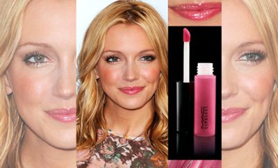 A Celebrity Loves MAC Makeup Products