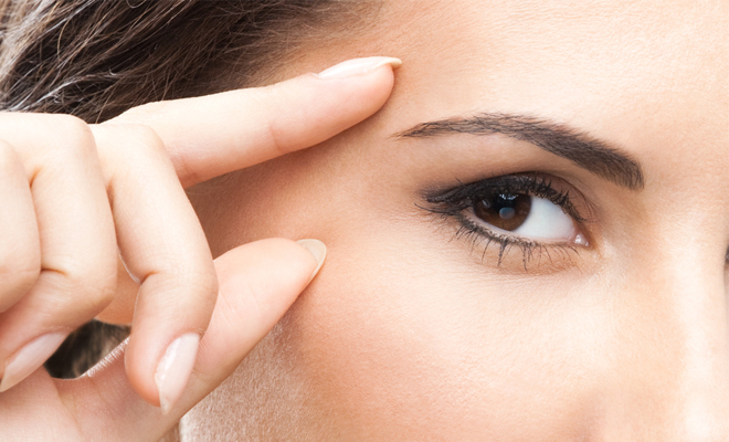 Thick Bags Under Eye Irritating