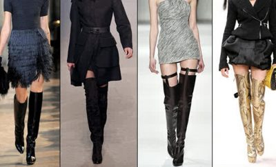 Boots Trends for Winter