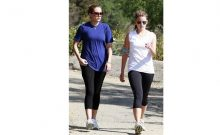 Celeb's Enjoy Hiking: New Way to Get Fit and Healthy