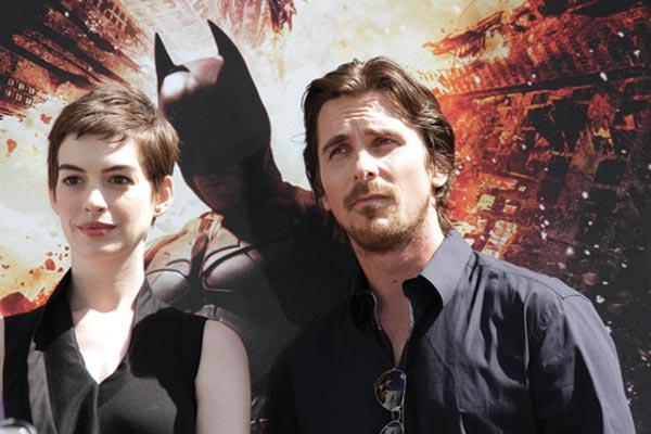 Anne Hathaway and Adam Shulman Exchange I Do's
