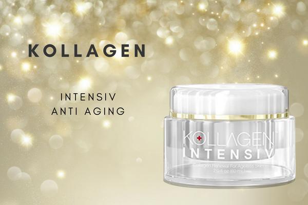 Kollagen Intensive Anti-Wrinkle Cream Look 10 Years Younger Eye Cream