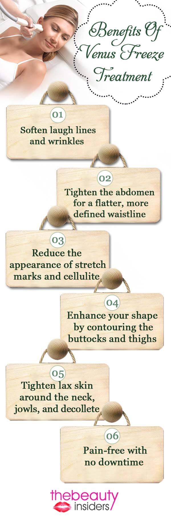 Benefits Of Venus Freeze Treatment