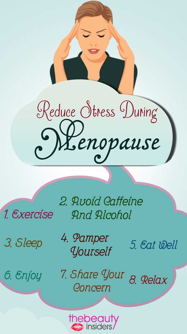 Reduce Stress During Menopause