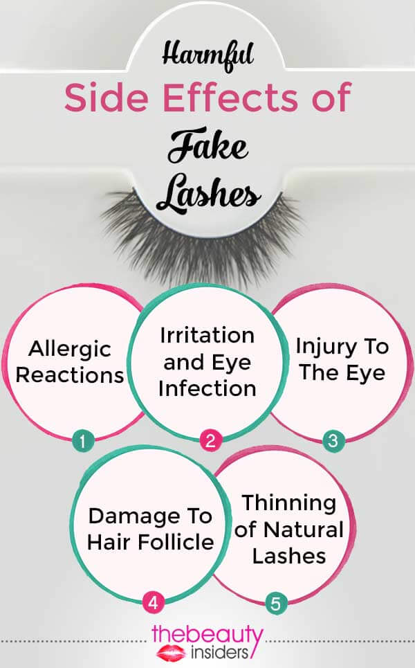 Fake lashes Info
