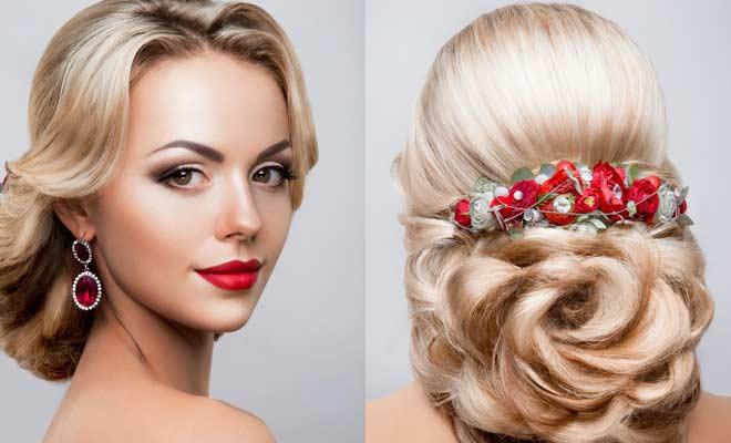 beauty romantic hairstyles