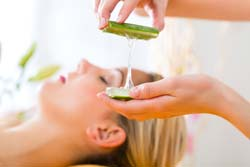 Use Aloe Vera To Soothe Your Skin
