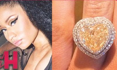 Meek Mill Gifted His Love Nicki Minaj with a Ring of $500,000