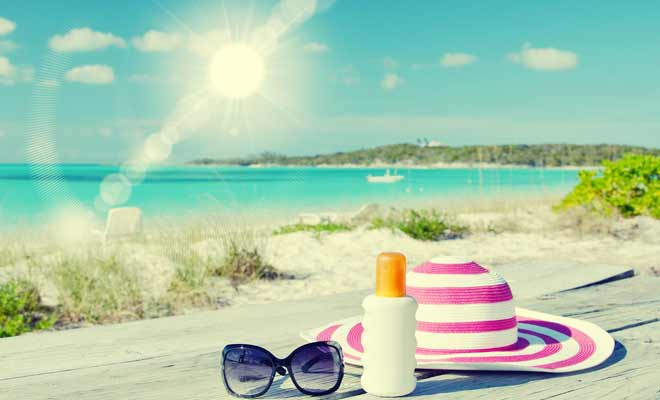 Protect Against Sun Damage