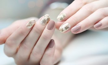 18 Thanksgiving and Fall Nail Art Ideas- TheBeautyInsiders