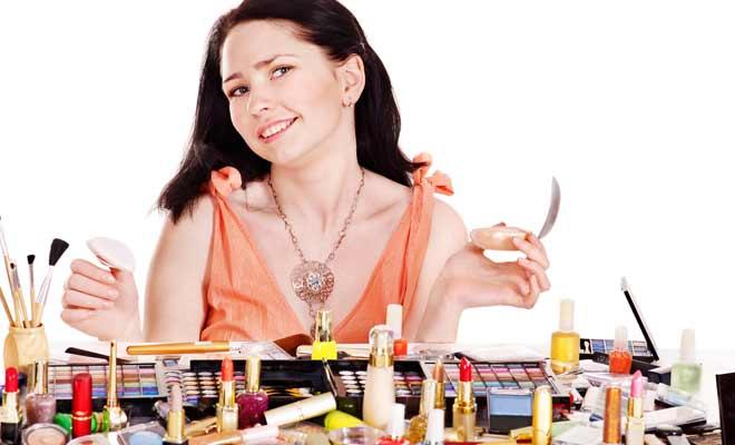 Expensive Cosmetics