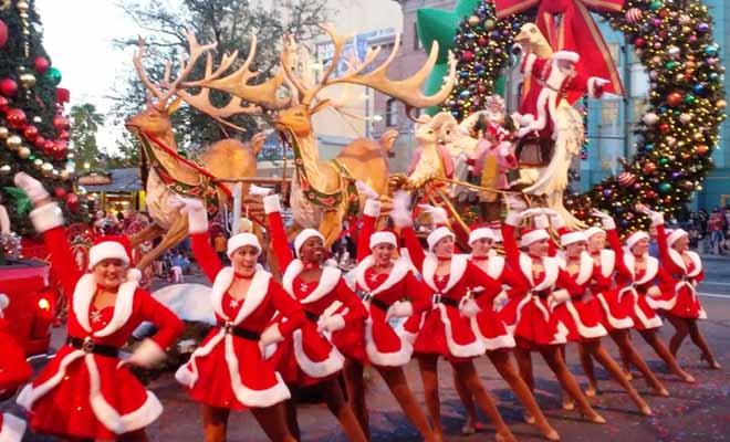 Annual Hollywood Christmas Parade: November 26, 2015